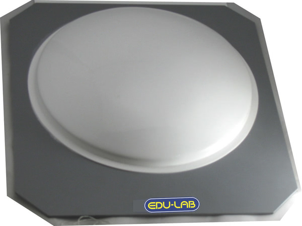 Microwave Accessories Hollow Plano-convex Lens