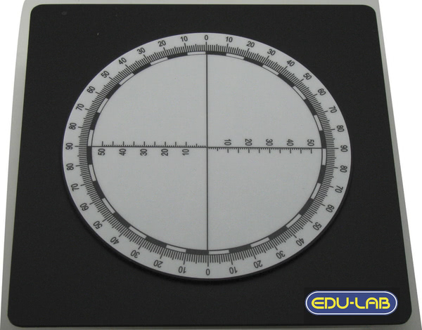Microwave Accessories Rotating Protractor