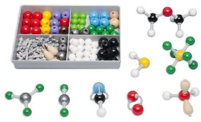 "Molecular Model Set - ""A"" Level Chemistry Organic/Inorganic"