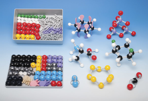 Molecular Model Set - Inorganic/Organic Teacher