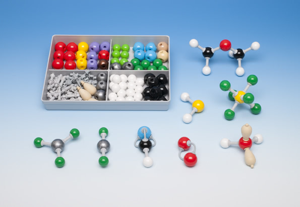 Molecular Model Set - Key Stage 3 Chemistry