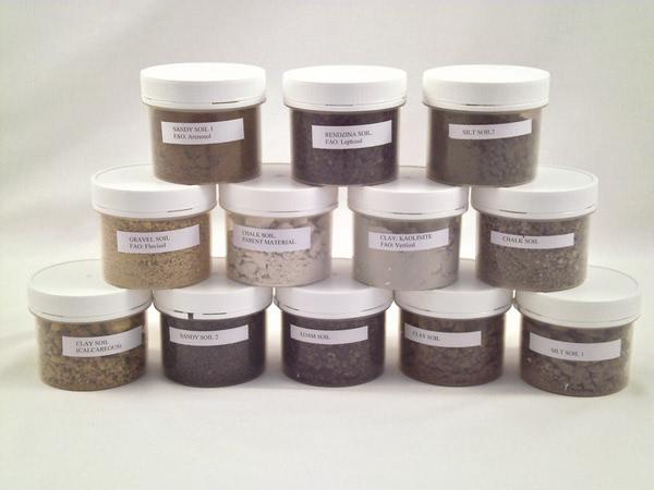 Soil Types Of The U.K.
