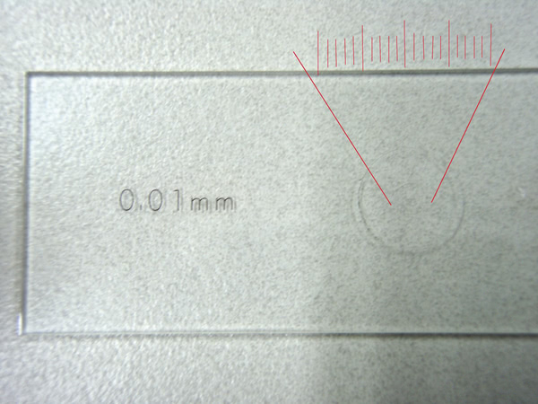 Micrometric Slide