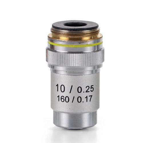 Achromatic 10x/0.25 Objective for EcoBlue Microscopes