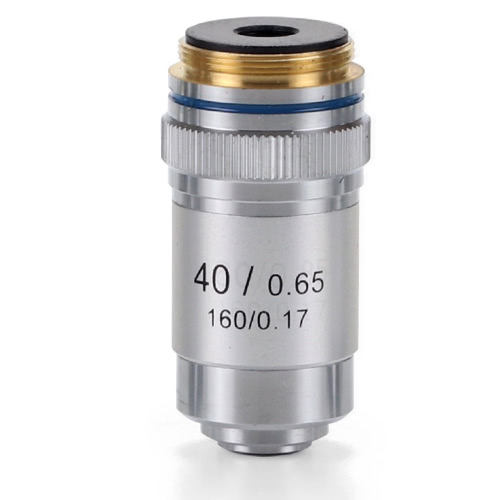 Achromatic S40x/0.65 Objective for EcoBlue Microscopes