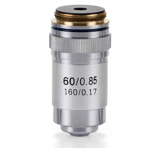 Achromatic S60x/0.85 Objective for EcoBlue Microscopes