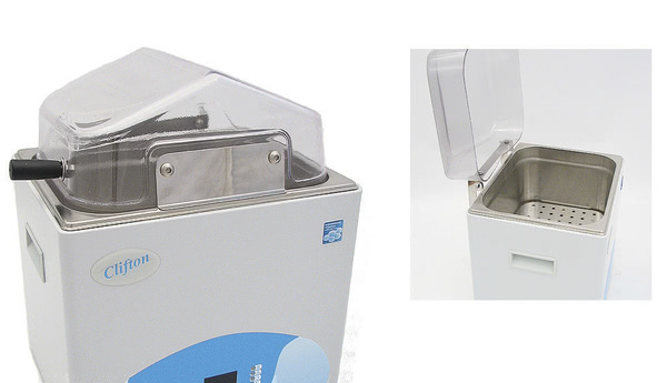 Clifton™ Hinged Gable Lid to suit 5, 14 & 18 Litre Unstirred Baths