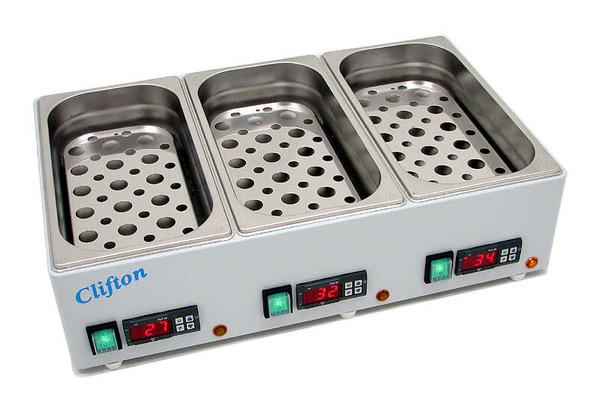 Clifton™ Digital Unstirred Triple Water Bath