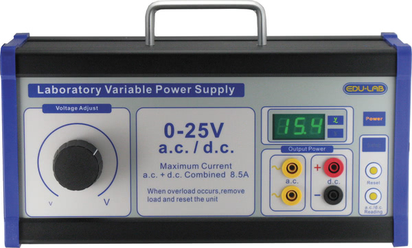 Power Supply Variable 0-25V 8.5A