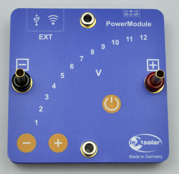 Mini Power Supply 0-12v