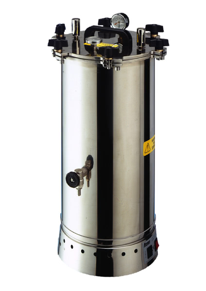 Autoclave, Stainless Steel,  30 Litre