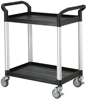 Laboratory Trolley - 2 Shelf