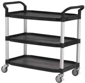 Laboratory Trolley - 3 Shelf