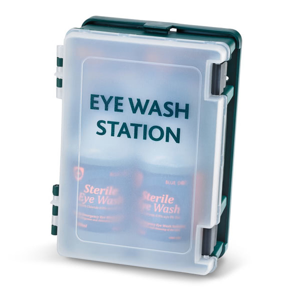Eyewash station Double