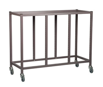 Gratnell Bench Height Trolley, Treble Column