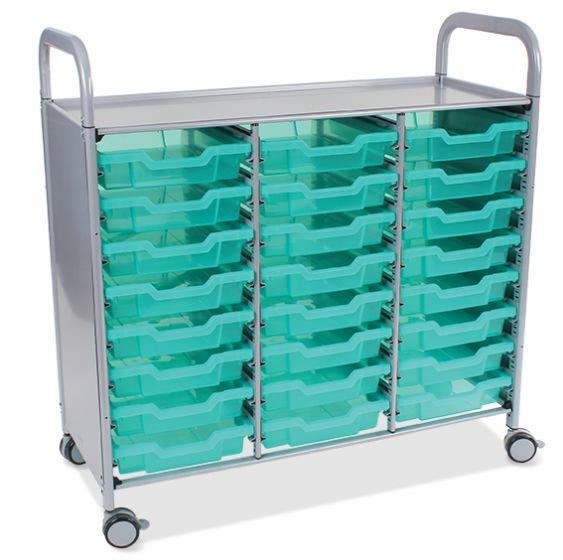 Treble Callero Plus Antimicrobial Trolley