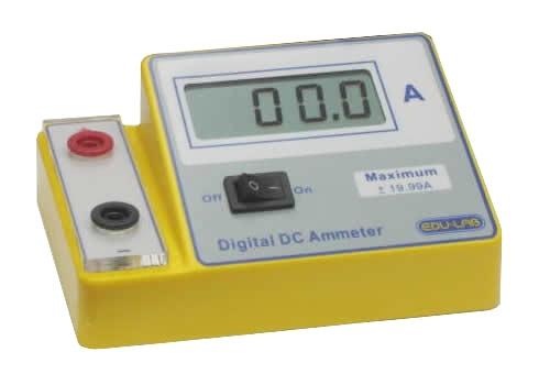 Digital Ammeter - Edulab