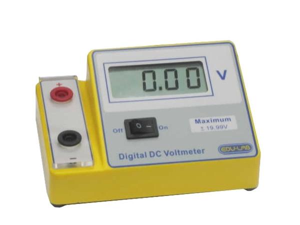 Digital Voltmeter - Edulab