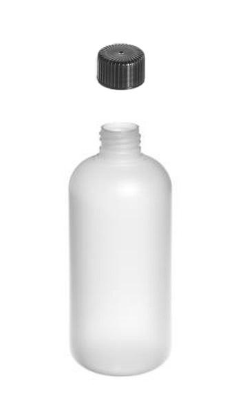 Bottle, HDPE, 500ml each
