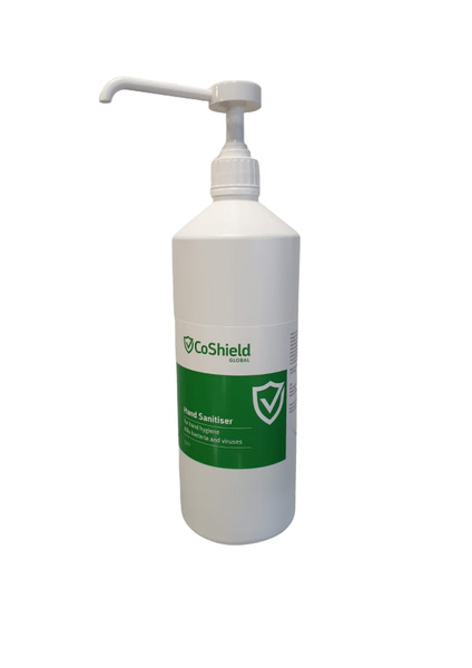 Hand Sanitiser Pump Bottle for Dispenser Bollard