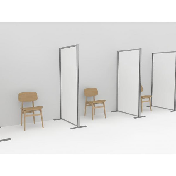 Freestanding Partition Wall - 100 x 160cm