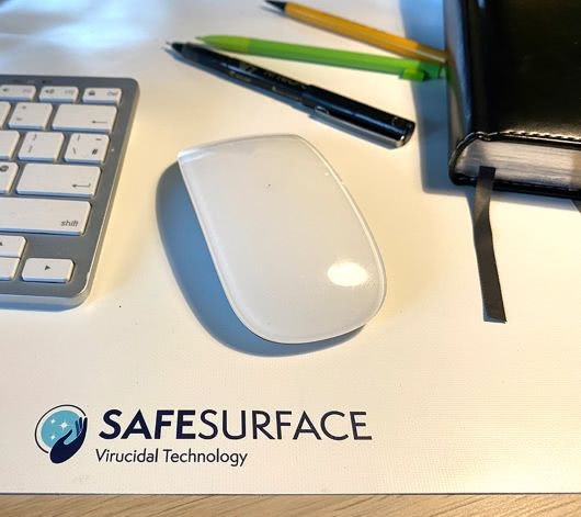 SafeSurface Desk Pad - Large, 800mm x 500mm (Pack of 2)