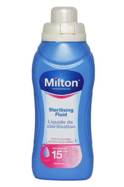 Milton Sterilising Fluid, 500ml