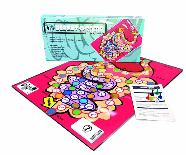 Digestorama Game