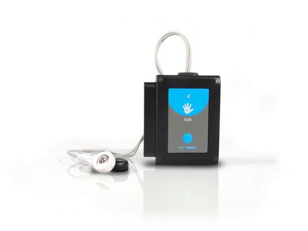 Galvanic Skin Response (GSR/SCR) Logger Sensor - Edu-Logger