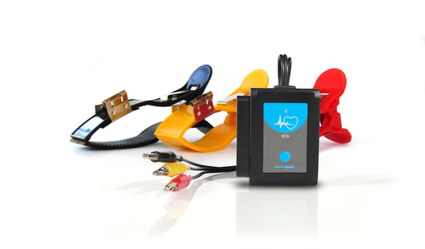 EKG (ECG) Logger Sensor - Edu-Logger
