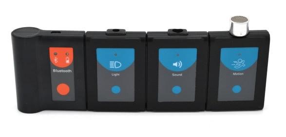 Bluetooth & Battery Module - Edu-Logger