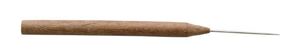Needle with Wooden Handle 100mm length (PK 5)