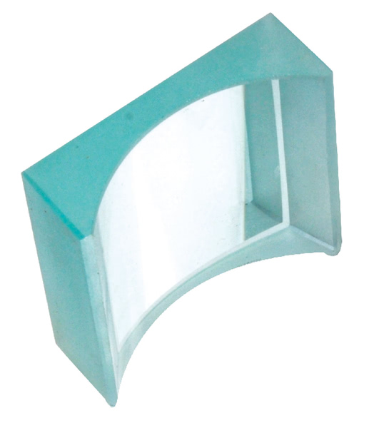Lenses Cylindrical Glass 50x45 F 75mm - Biconcave