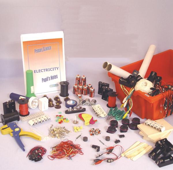 Macro - Electricity Kit