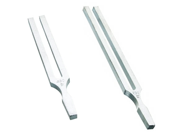 Tuning Forks (Aluminium)   Set of 2