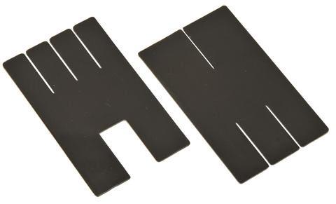 Raybox Slit Plates (Pk2)