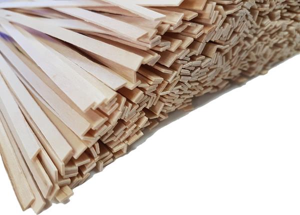 Wood Splints - Edulab (Pk1000)