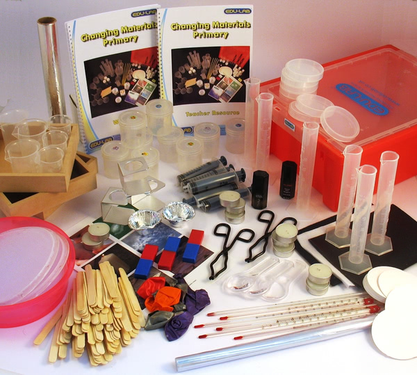 Macro Science Kit - Changing Materials