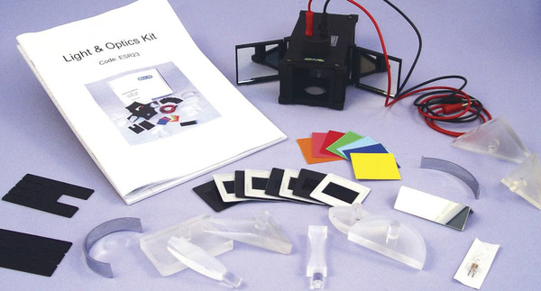 Raybox Mirrored with accessories (Light & Optic Kit)