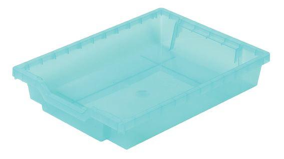 Gratnell Tray Shallow Kiwi Jelly - Antimicrobial (PK12)
