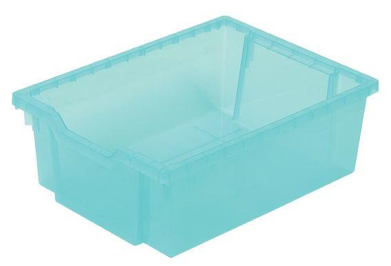 Gratnell Tray Deep Kiwi Jelly - Antimicrobial (PK6)