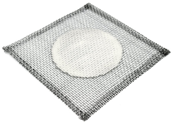 Gauze Wire, Ceramic Centre