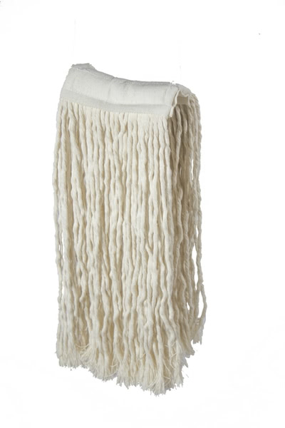 Mop Head K-Cotton Mop Head 350 GR without band (Pack of 50)
