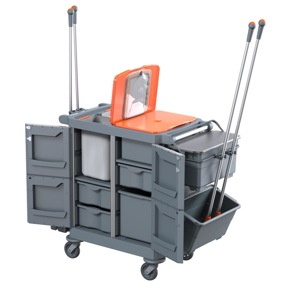 Multi-Purpose Trolleys Opera 11.4