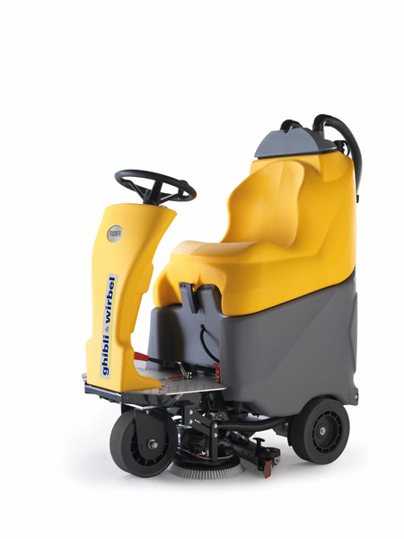 Scrubber Dryers Rider R 65 RD 55