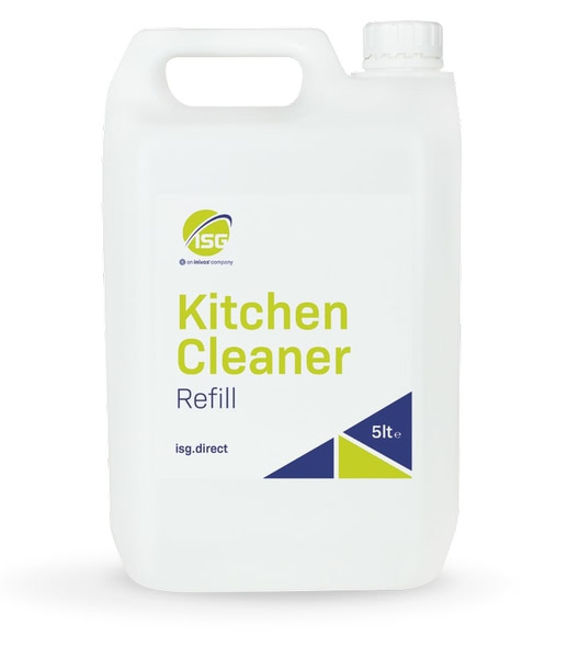 Kitchen Cleaner Refill (2 x 5L)