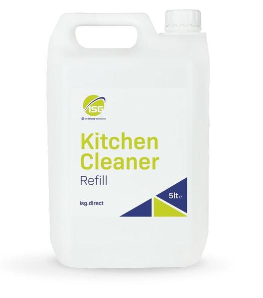Kitchen Cleaner Refill (2 x 5L)