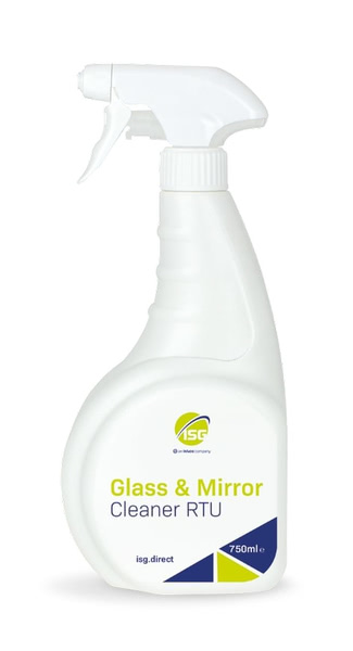 Glass & Mirror Cleaner RTU (6 X 750ML)