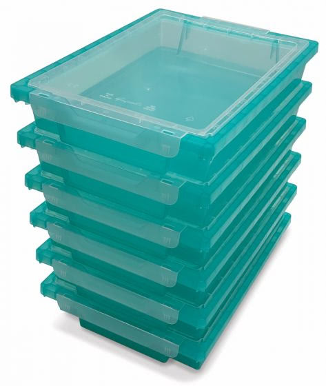 Lids For Gratnells Trays - Antimicrobial (PK6)