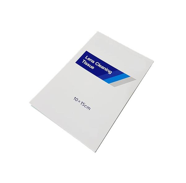 Lens Tissue 100x150mm (Pk 100)